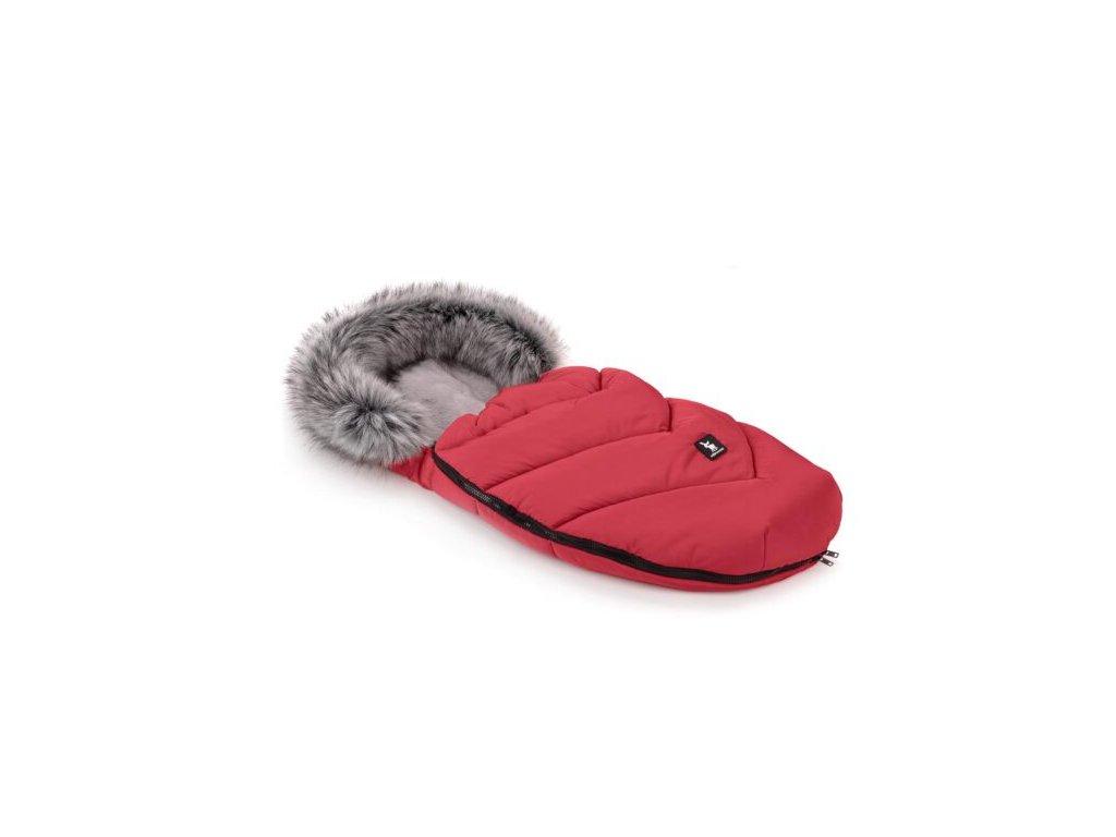Zimní fusak Moose YUKON MINI 2020, Red, červený