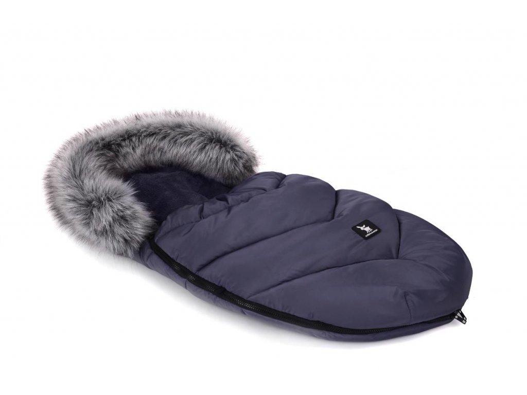 Zimní fusak Moose YUKON MINI 2020, Graphite, tmavě šedý