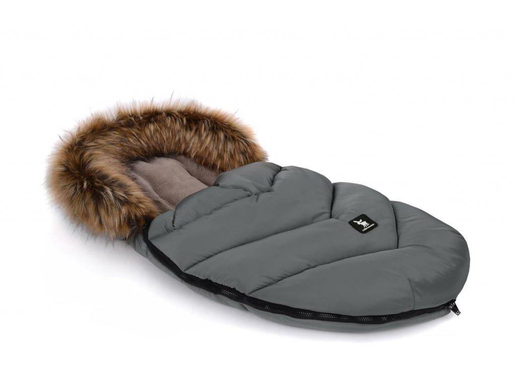 Zimní fusak Moose YUKON MINI 2020, Khaki, zelený