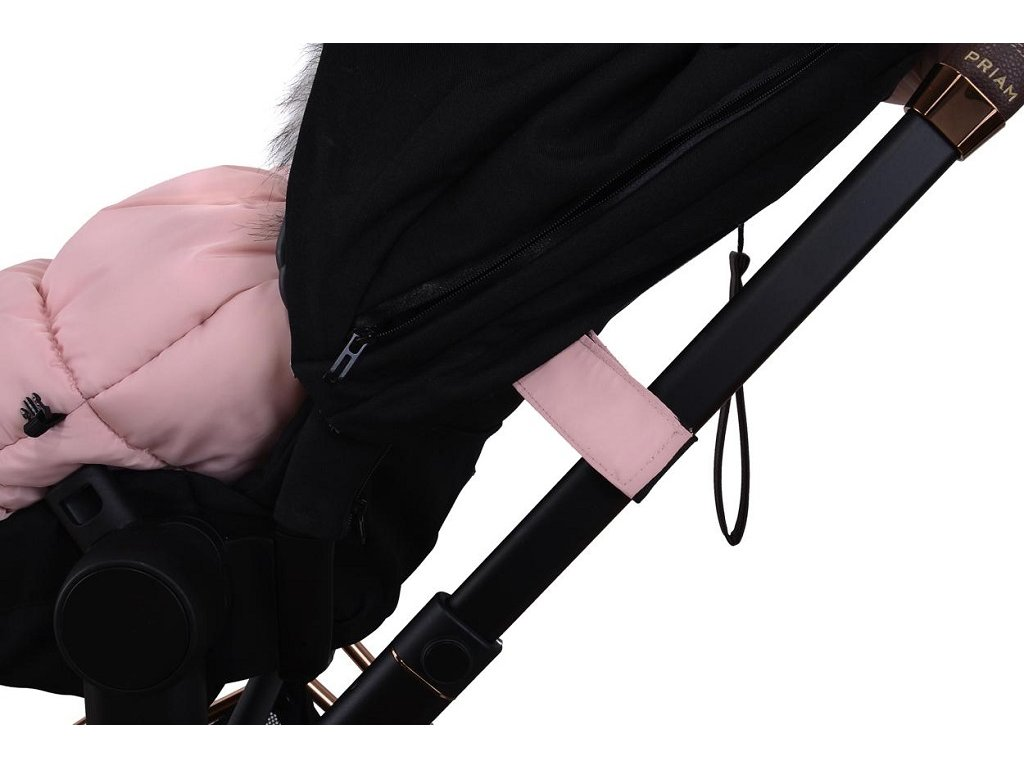 Zimní fusak NORTH Moose YUKON 2021, Pink, růžový