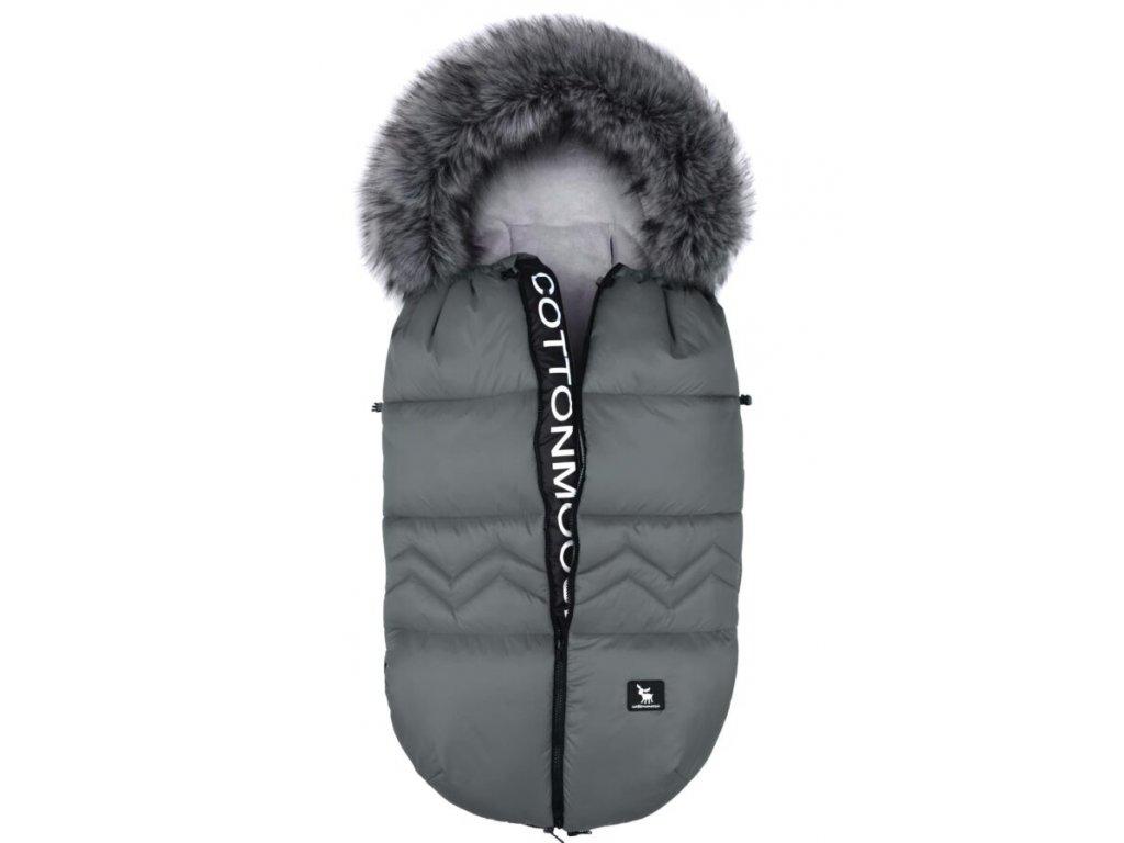 Zimní fusak NORTH Moose YUKON 2021, Khaki, zelený