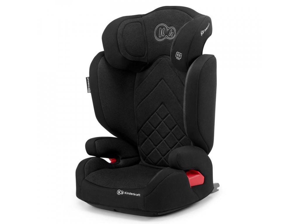 Autosedačka XPAND Isofix Black 15-36 kg Kinderkraft 2020