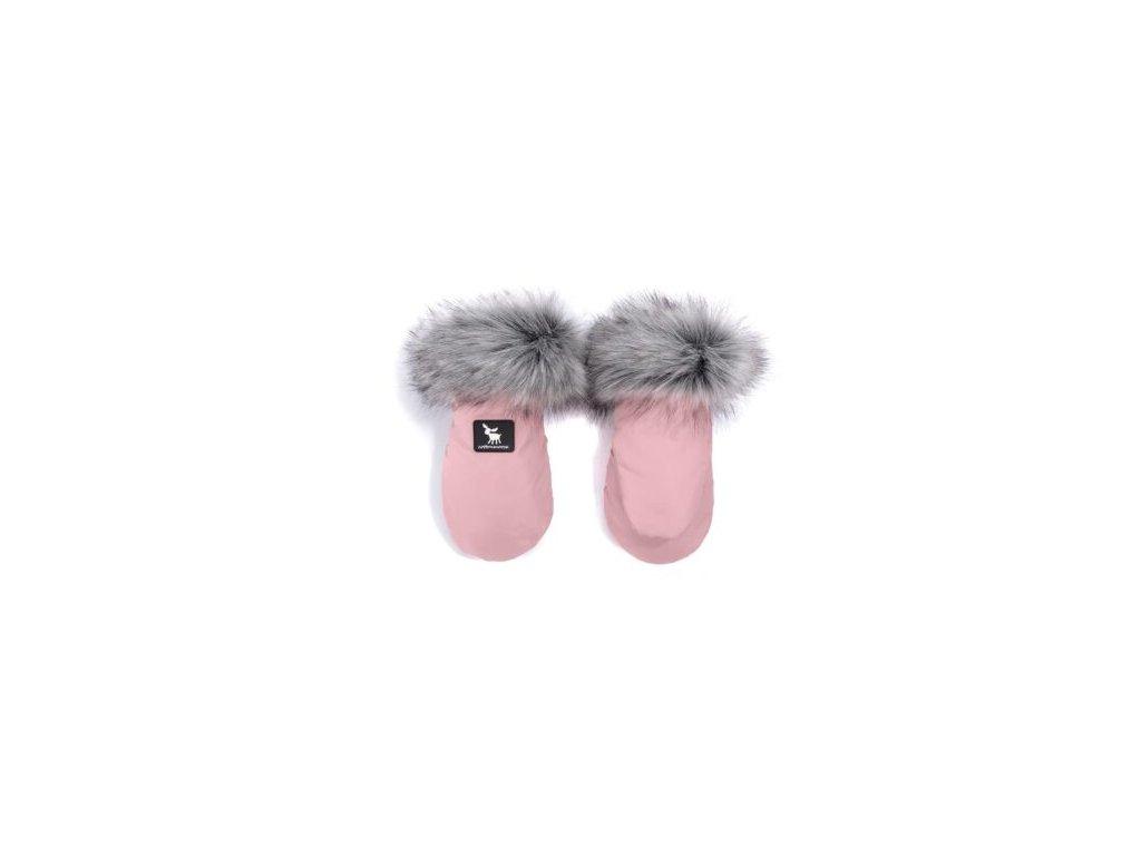 Zimní rukavice na kočárek Cottonmoose MOOSE YUKON 2021