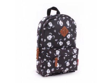 088 8693B batoh kidzroom disney fashion mickey my little bag černý