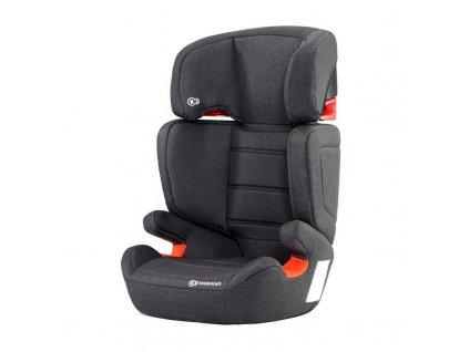 Autosedačka Junior Fix Isofix Black 15-36 kg Kinderkraft 2020