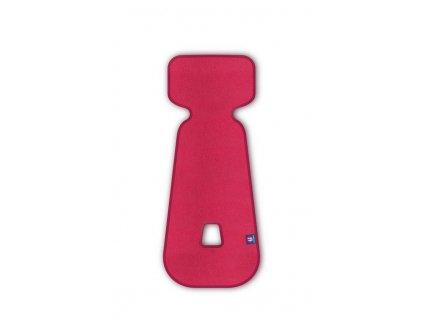 PETITE&MARS Vložka do autosedačky 3D Aero růžová (9 - 18 kg) 2020