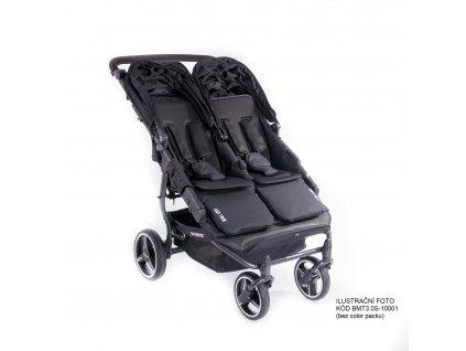 BabyMonsters EASY TWIN 3.0S sport Black