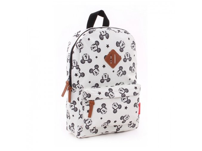 088 8693W batoh kidzroom disney fashion mickey my little bag bílý
