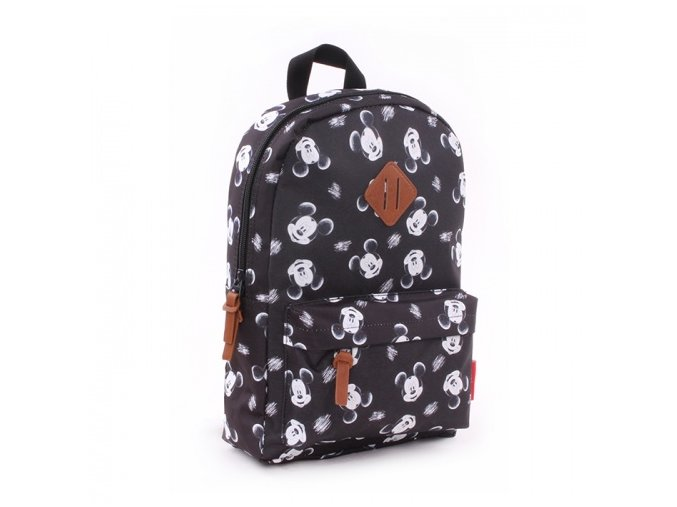 088 8693B batoh kidzroom disney fashion mickey my little bag černý