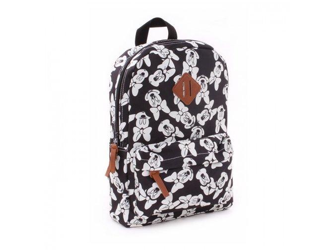 088 8695 batoh kidzroom disney fashion minnie my little bag černý