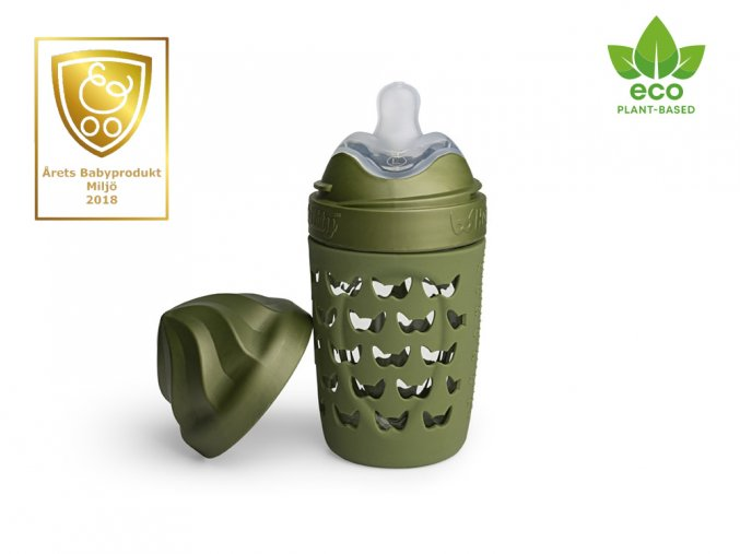 HeroEcoBottle forest green 220