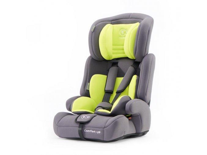 Autosedačka Comfort Up Lime 9-36 kg Kinderkraft