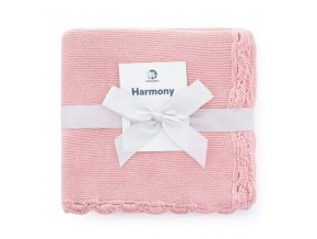 PETITE&MARS Deka Harmony Cute Pink 80 x 100 cm