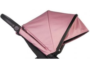 PETITE&MARS Stříška + polstrování Street+ Rose Pink