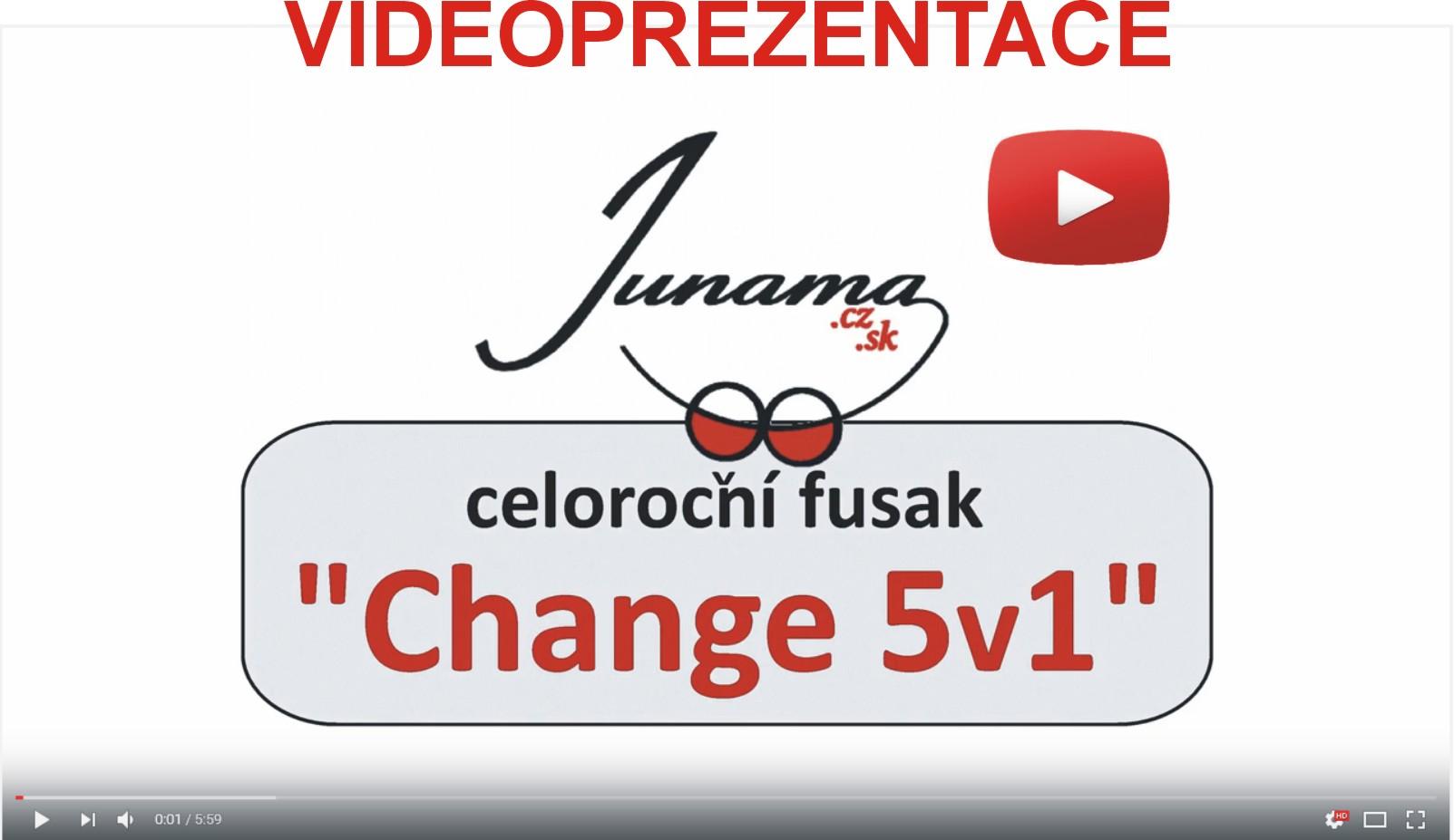 Change 5v1