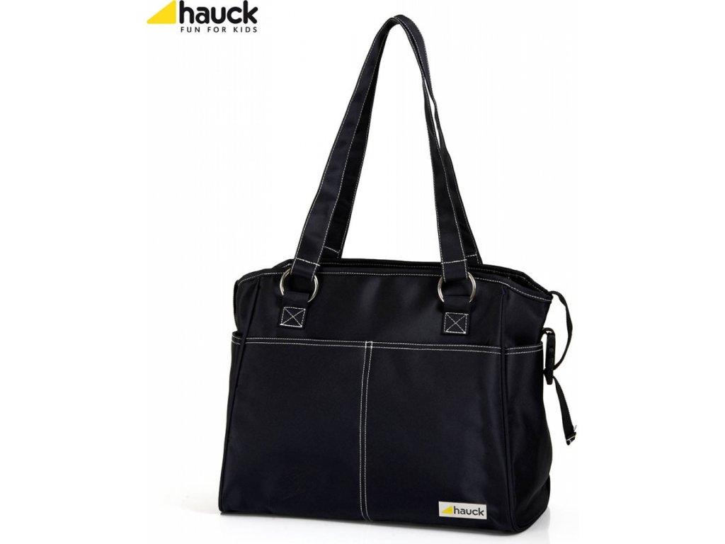 Hauck Přebalovací taška City Bag Black