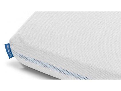 AEROSLEEP Prostěradlo 60x120 cm bílá