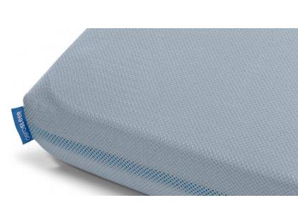 AEROSLEEP Prostěradlo 60x120 cm modrá