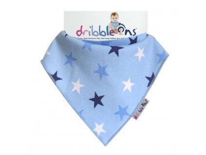 Designer Blue Stars