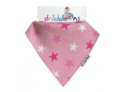 Designer Pink Stars