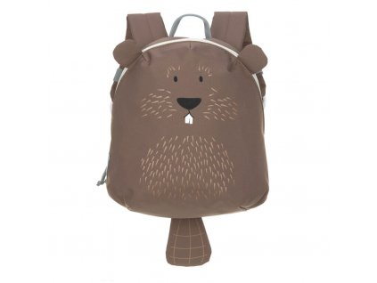 Tiny Backpack About Friends beaver