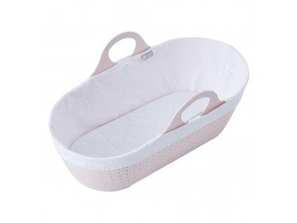 Košík na miminko Sleepee Pink