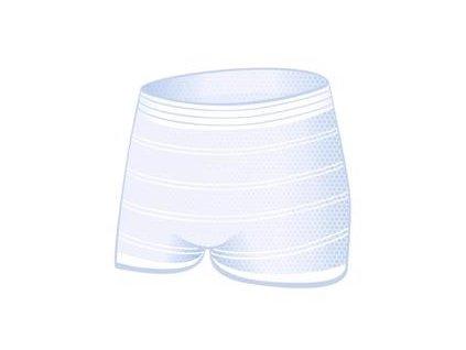 BELLA MAMMA Síťované kalhotky M/L (2 ks)