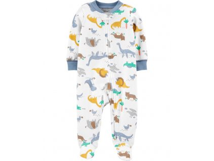 CARTER'S Overal zip Dinos chlapec PRE/vel. 46