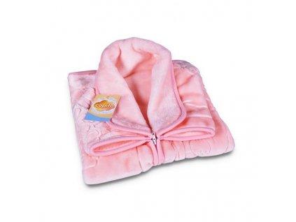COPITO Vak španělský dětský 517 Pink 80 x 90