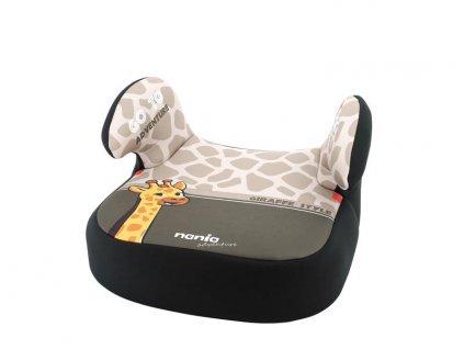 NANIA Podsedák/autosedačka Dream Adventure (15-36 kg) Girafe