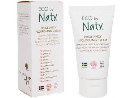Krém těhotenský vyživující 50ml Naty Nature