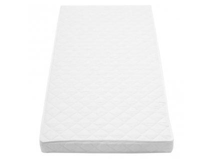 Dětská matrace New Baby BASIC 120x60x8 kokos-molitan-kokos bílá