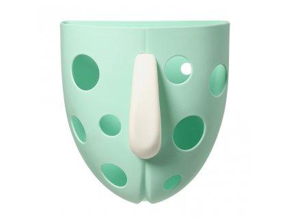 Plastový box na hračky do vany Baby Ono zelený