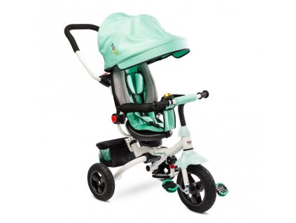 Dětská tříkolka Toyz WROOM turquoise 2019