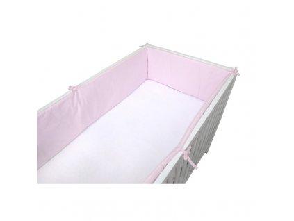 COSING Mantinel 360 cm, Barva: Růžová