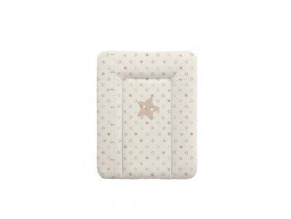 Ceba Baby Přebalovací podložka měkká 50x70 cm - Hvězdy