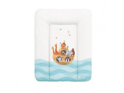 Ceba Baby Přebalovací podložka měkká 50x70 cm - Archa