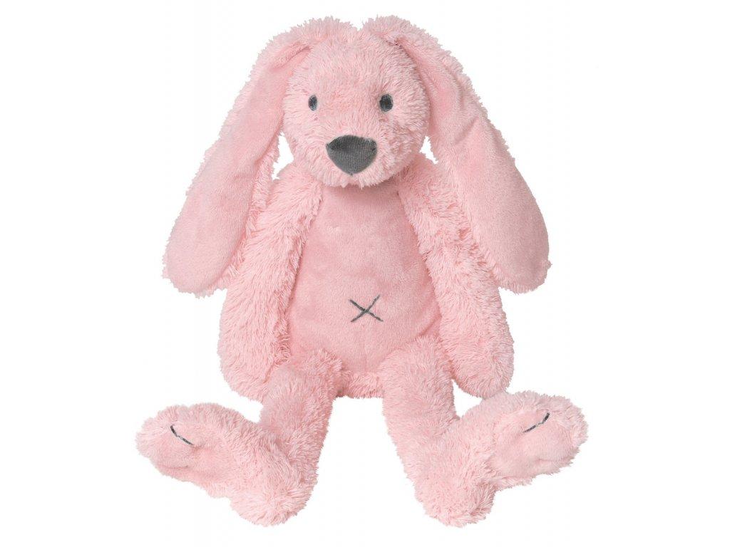 Happy Horse - Králíček Richie růžový  Velikost: 38 cm