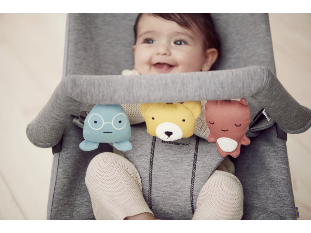 vyr 308 Toy for Bouncer Soft friends 1