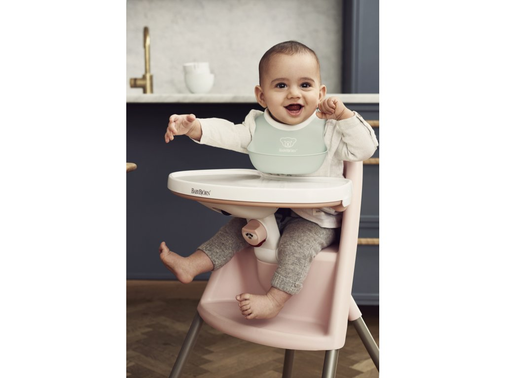 vyr 314 High Chair Powder pinkGray 7