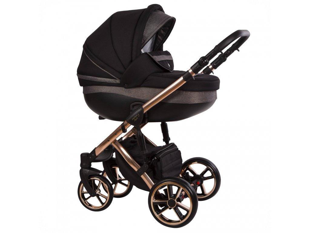 Kočárek BABY MERC Faster 3 Style Limited Edition L/189 2021