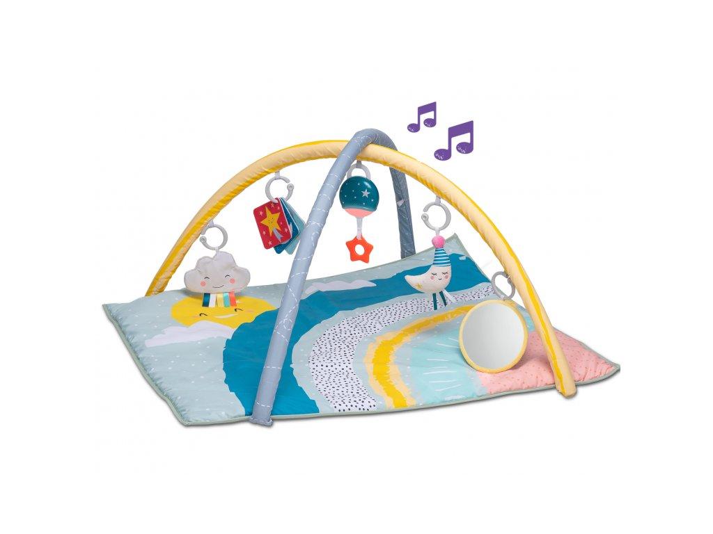 Taf Toys Hrací deka s hrazdou Měsíček