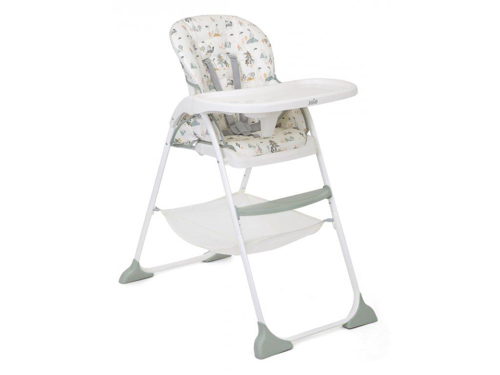 Joie jídelní židlička Mimzy Snacker wild island