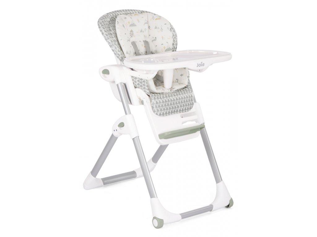 Joie jídelní židlička Mimzy 2in1 wild island