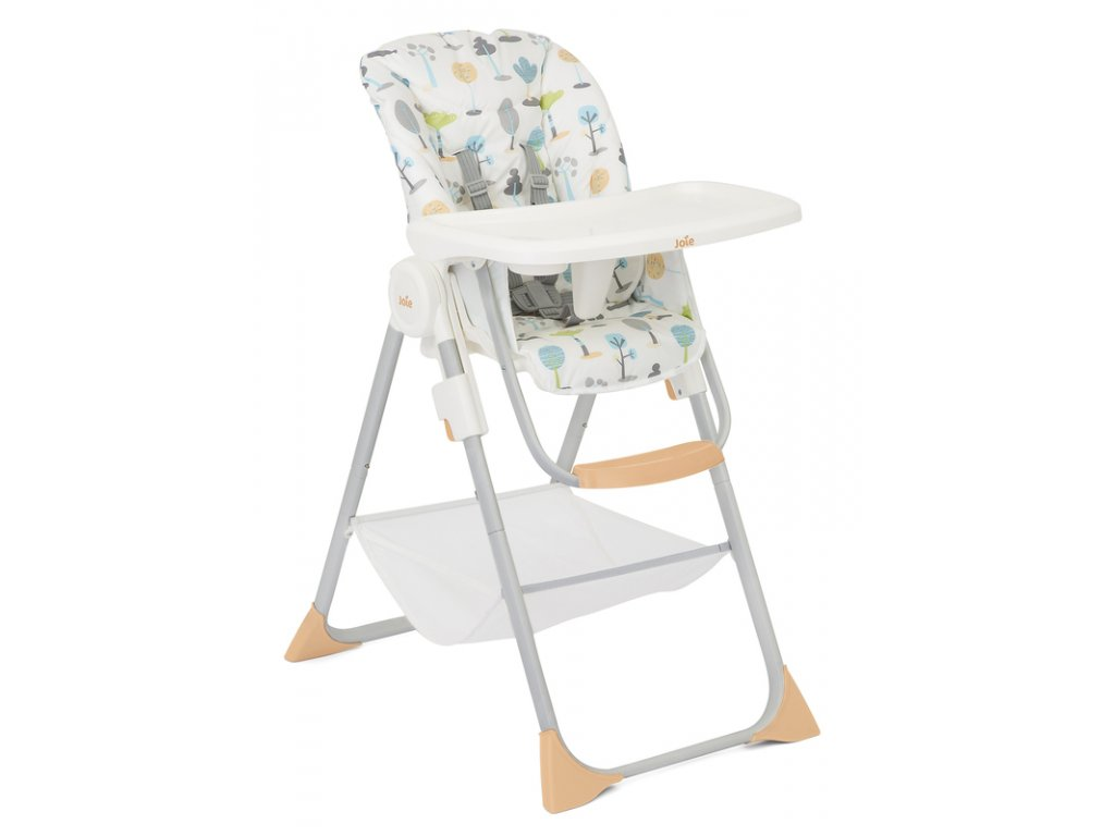 Joie jídelní židlička Snacker 2in1 pastel forest