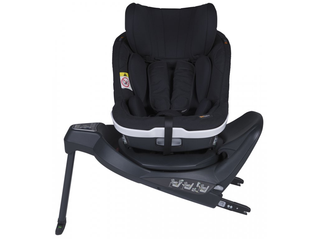 BeSafe autosedačka 61-105 cm iZi Twist i-Size Fresh Black Cab