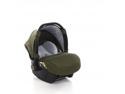 Autosedačka Babyschild 0-13 kg Termo Line Tex 03 Army Green