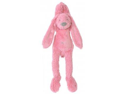 Happy Horse - hudební králíček Richie malinový Velikost: 34 cm