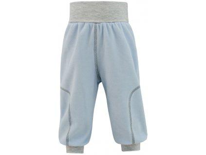 ESITO Dětské jarní kalhoty Adam  vel. 74 - 86 - 74 / modrá ESKALADA