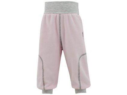 ESITO Dětské jarní kalhoty Adam  vel. 56 - 68 - růžová / 56 ESKALADA